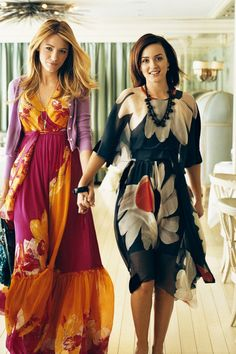 Leighton Meester & Blake Lively are my style icons!!!
