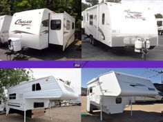 Now you can browse from hundreds of new and #Used_Truck_Campers by dealers and private owners across the USA at UsedRvsUSA.Com