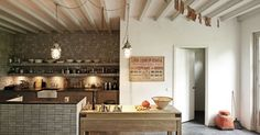 Converted barn turned beautiful, airy home.
