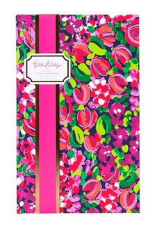 Lilly Pulitzer Journal- Wild Confetti from Shop Southern Roots TX