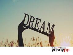 """Soñar no cuesta nada. SPEAKER PP ELIZONDO. Se dice que """"soñar no cuesta nada""""; sin embargo, parece que, lo que sí demanda una inversión de tiempo y esfuerzo importante, es el convertir los sueños en realidad y para ello se requiere un profundo compromiso personal y la determinación para seguir adelante aún y cuando podamos encontrar obstáculos en el camino hacia la realización. Le invitamos a ingresar a la página www.yosoypp.com.mx #yosoypp"""