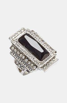 Tildon Vintage Rectangular Stone Ring | Nordstrom