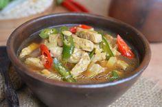 Diah Didi's Kitchen: Sayur Plencing Tempe ( Asem Asem Tempe )