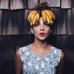 bruised bananas  @carloalbertoorecchia  @rachelleblanco