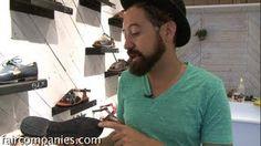 kirsten dirksen shoes - YouTube