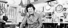 "I think careful cooking is love, don't you? The loveliest thing you can cook for someone who's close to you is about as nice a Valentine as you can give."" - Julia Child  Born,100 years ago, today."