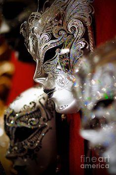 Masquerade Ball  | ... Masquerade Ball Photograph - Fancy Masks For Masquerade Ball Fine Art