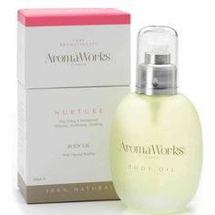 Prezzi e Sconti: #Aromaworks nurture body oil 100ml  ad Euro 39.45 in #Aromaworks #Health and beauty body care