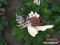 Stroiki na Wszystkich Świętych na Stylowi.pl Funeral Flowers, Christmas Wreaths, Holiday Decor, Floral, Plants, Home Decor, Decoration Home, Room Decor, Flowers