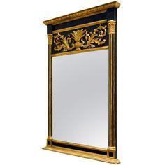 Neo-Classic Empire Style Mirror