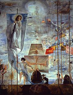 Salvadore Dali.