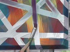 5 Easy Ways to Create an Abstract Painting (with Pictures)