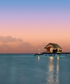 Meu maior sonho: Maldives Resort