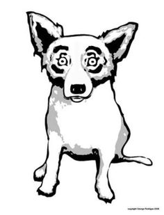 Activity Sheets : George Rodrigue Foundation of the Arts : Youth Development Through Art in Education