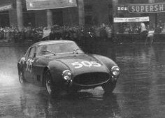 Mille Miglia 1956 Gendebien Ferrari 250GT