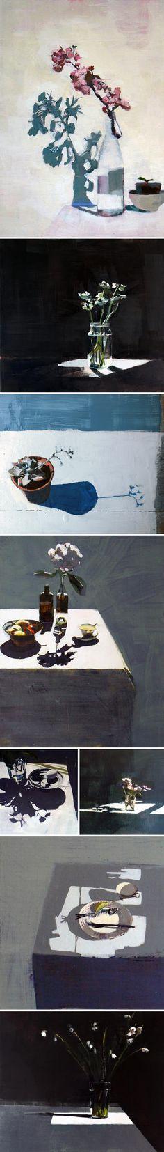 Oil paintings by Susan Ashworth