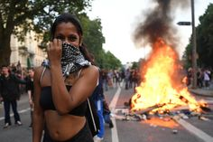 'Half The City Is Burning': Hamburg Rocked By Violent, Anti-G-20 Protests