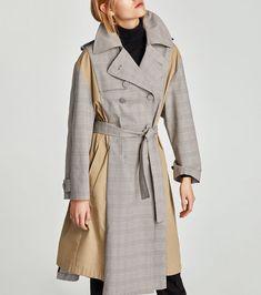 11c542492ebd 52 meilleures images du tableau Trenchs   Girls coats, Cape et Cape coat