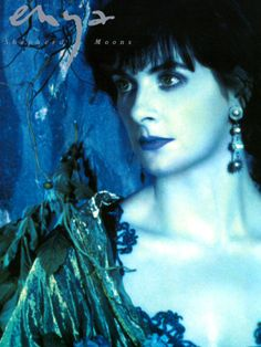 Enya Shepherd Moons Sheet Music For Piano Voice Guitar Lyrics New Age Music 1991 New Age Music, Her Music, Music Love, Sound Of Music, Music Music, Irish Singers, Female Singers, Enya Music, Rhapsody In Blue
