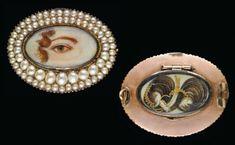 """""""Ojos del Amor"""" o amantes que conspiran en el siglo 18-19. - Interesante y olvidados - vida y curiosidades de épocas pasadas."""