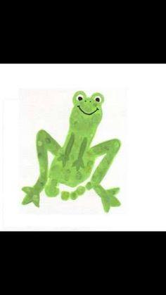 Foot frog