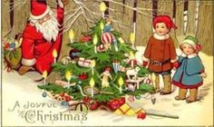 louis prang vintage christmas cards | HubPages