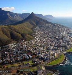 Capetown, South Africa. The most beautiful place I have ever seen. Will go back in a heartbeat