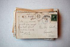 antique | vintage | postcards