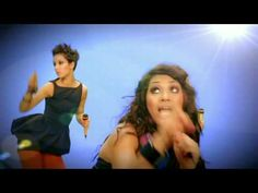Music video by The Saturdays performing Up. (C) 2008 Polydor Ltd. (UK)
