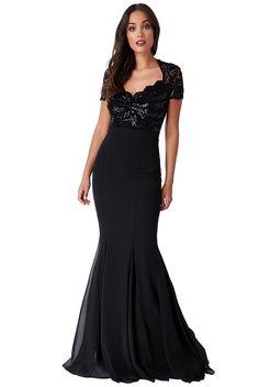 5b4bed029d4 Luxusní nádherné společenské šaty Značky GODDIVA pro každou slavnostní  příležitost - ples