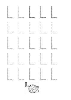 Resultado de imagem para atividades alfabeto pontilhado para imprimir