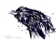 Series Raven 2014 http://aprilturner.jimdo.com/