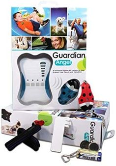 Guardian Angel for 4 Kid's Tracker Child Children Locator Alarm Family Protection Security Babysitter Safety And Security, Home Security Systems, Best Gps Tracker, 4 Kids, Children, Angel Kids, Kids Moves, Security Surveillance, Child And Child