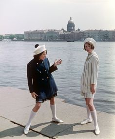 Leningrad, USSR (St Petersburg, Russia) | Fashion 60s