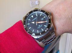 Blog de montres: Revue de la montre de plongée Citizen Promaster BN...
