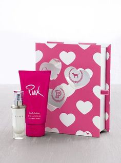 Victorias Secret Pink Mini Perfume and Body Lotion Gift Set >>> Learn more by visiting the image link.