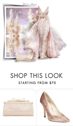 """#372"" by monazor ❤ liked on Polyvore featuring Judith Leiber and Style & Co."