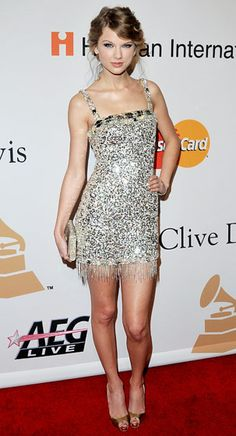 Taylor Swift's Sparkly Sequin Dresses: Collette Dinnigan~oh my god I want this one too! <3