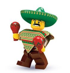 Lego mariachi! Ajua!