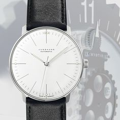 #automatikuhren #uhrzeit Watches, Leather, Accessories, Wristwatches, Clocks, Jewelry Accessories