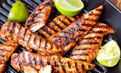 Paleo Diet: Spicy Paprika & Lime Chicken Recipe