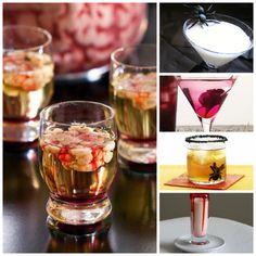 20 Haunting Halloween Cocktails