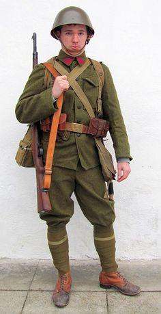 Army Uniform, Uniform Dress, Star Wars Characters Pictures, Ww2 Uniforms, Ww2 History, Combat Gear, Military Diorama, Red Army, Korean War