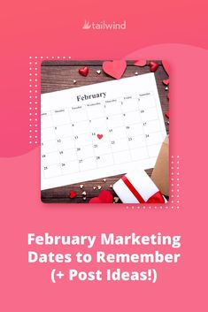 Never run out of content to post in February again! Check out our guide to key themes and dates to add to your marketing calendar. Body Positive Quotes, Positive Attitude, Social Media Tips, Social Media Marketing, Importance Of Creativity, Marketing Calendar, Love Your Pet, Facebook Business, Pinterest For Business