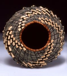Christine Love Adcock's basketry is just one of the works for view and sale from 195+ artists at the 2014 Philadelphia Museum of Art Craft Show, Nov. 6-9.