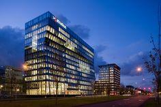 Amsterdam: Atradius kantoorgebouw