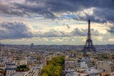 First time Paris: top tips for your first visit to the City of Light - Lonely Planet (View from L'arc de triomphe)