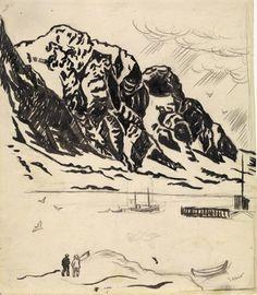 Printmaking, Norway, Culture, Etchings, Drawings, Artist, Om, Photographs, Movie Posters
