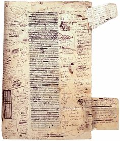 Honoré de Balzac (1799–1850), Eugénie Grandet autograph manuscript and corrected galley proofs