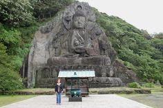 mt. nokogiri buddha - Google Search